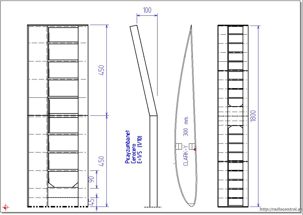 Aeromodelismo radiocontrol for Paginas para hacer planos